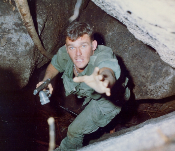 1st Cav Div 8th Cav Regt operation pershing complex 40 miles ne of An Khe vietnam series 031067 Vi  (1 of 1)