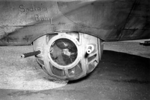 b17 ball turret north africa sadies baby