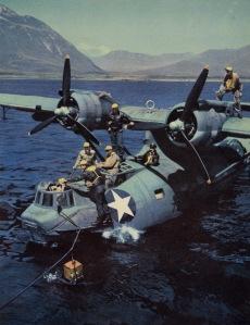 PBY crew