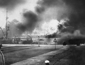 Pearl Harbor 2 Shaw Explodes
