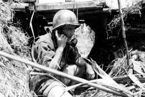 127th inf regiment 600 yards buna mission dec 28 42 b 4x6