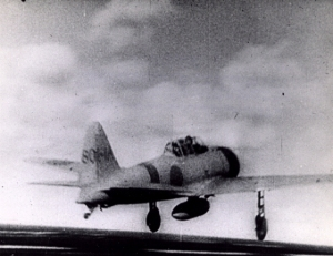 JS 9C a6m Zero  taking off pearl harbor