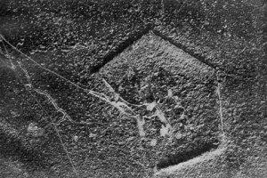 Battered Douaumont.