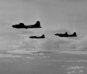 5th af series swpa b17 rabaul raid january 43 374