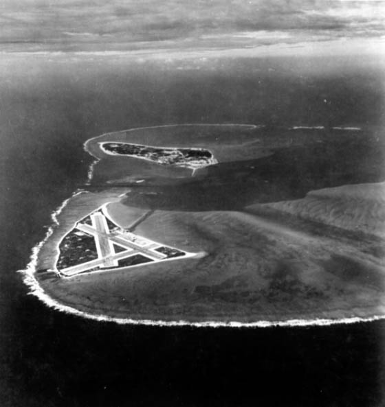 Midway Atoll, 1942.