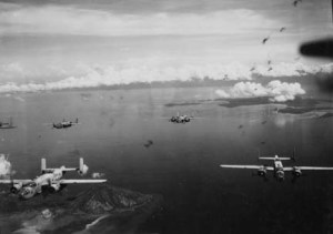 pbjs over rabaul in flak932