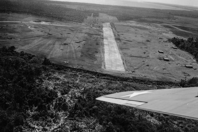 Henderson Field Guadalcanal Aug 22 42 861 4x6