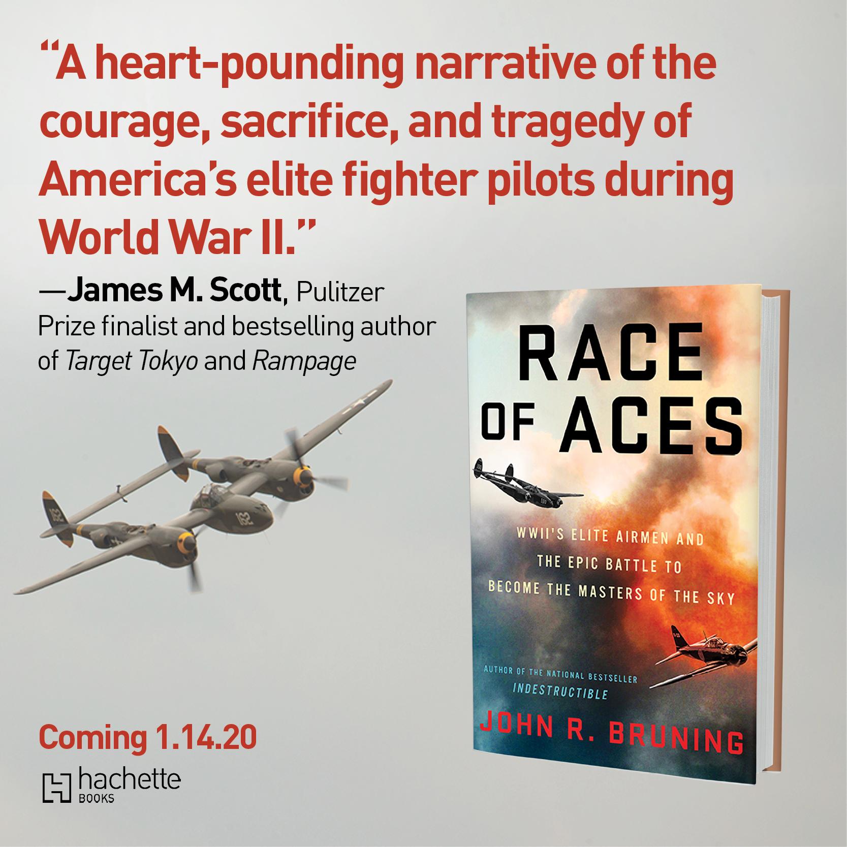 Race of Aces_James M. Scott quote[1]